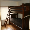 Bunk beds in Bedroom